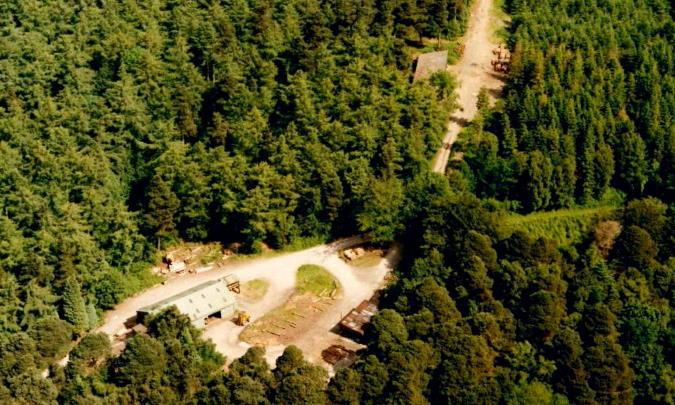 Cloughton Sawmill
